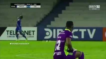 Empate de Liga de Quito y Emelec