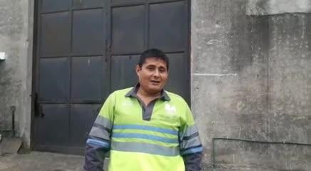 Darío Carpintero contó las medidas que toma cuando llega a su casa