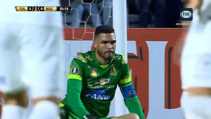 Montero se lo sacó a Zarate