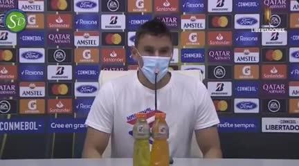 """Bergessio: """"No subestimen a Nacional"""""""