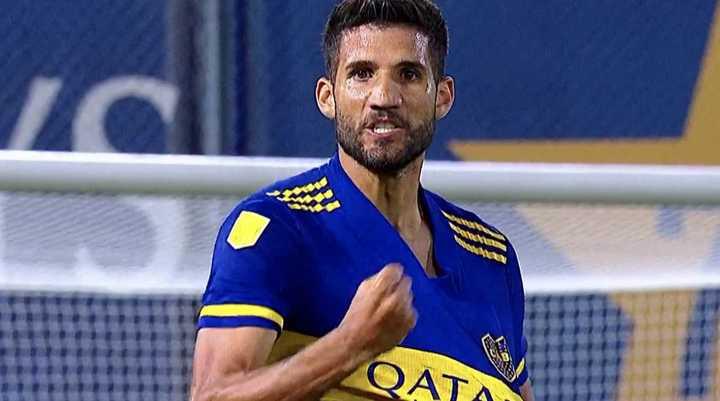 Lisandro López empató para Boca