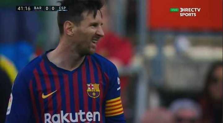 Messi tuvo el primero del Barcelona