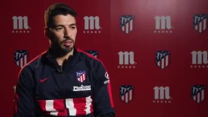 Luis Suárez cuenta su secreto para ser el goleador de LaLiga