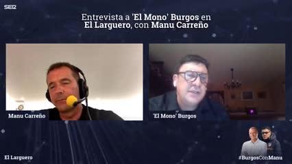 Burgos y la posibilidad de dirigir River