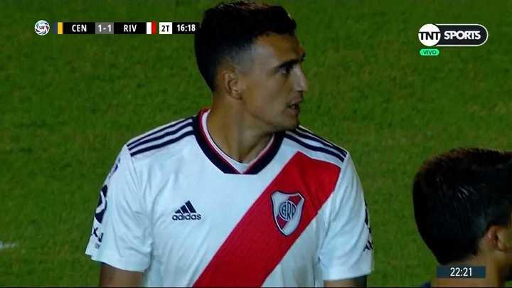 Suárez entró y tuvo una clara para el Millonario