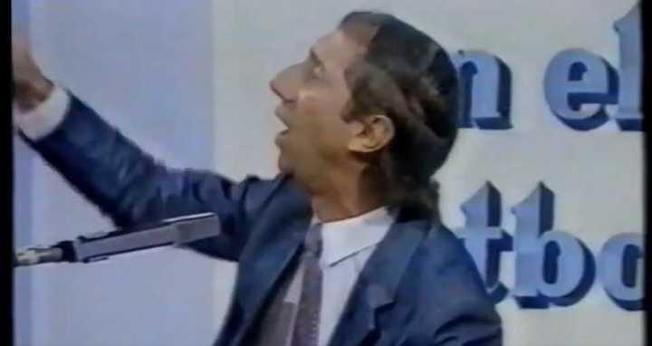 """Bilardo en los 80: """"No soy perdedor, soy ganador"""""""