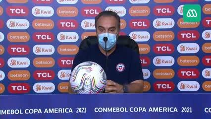 Martín Lasarte sobre los problemas con los jugadores de Chile