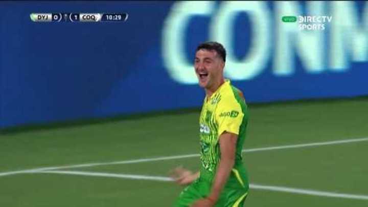 Pizzini empató el partido