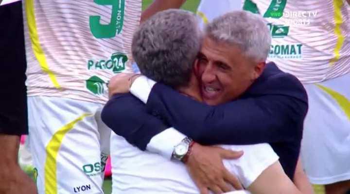 Defensa y Justicia campeón de la Copa Sudamericana 2020