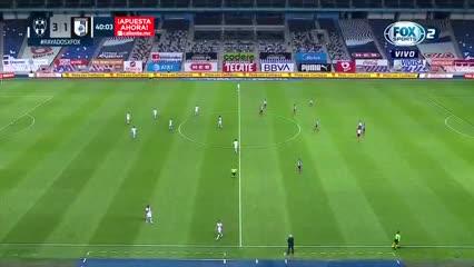 Maxi Meza metió un golazo de chilena, pero apareció el VAR...