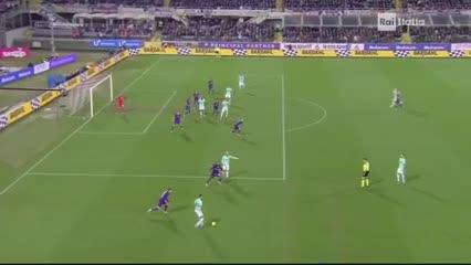 El gol del Inter