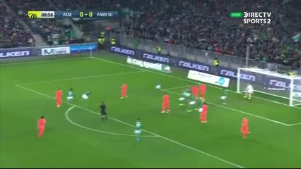 El gol de Paredes para PSG