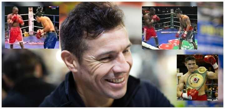 Maravilla Martínez arma el podio de sus peleas