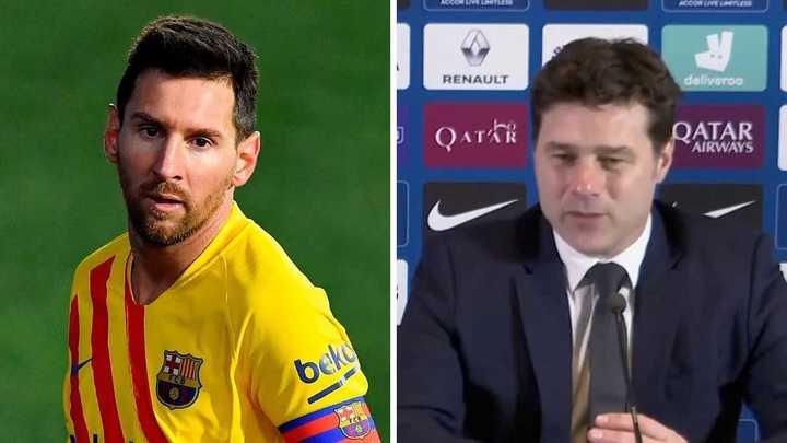 ¿Qué dijo Pochettino sobre Messi?