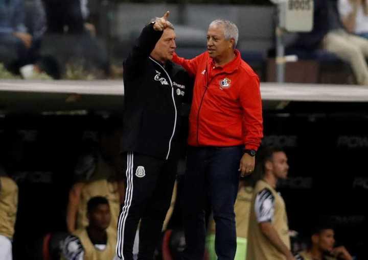 Los goles de México 3 - Panamá 1