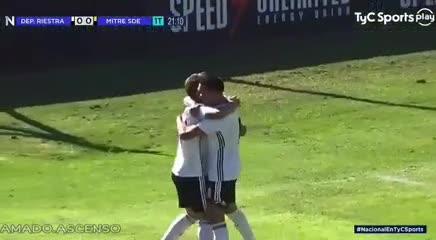 Gol de Riestra