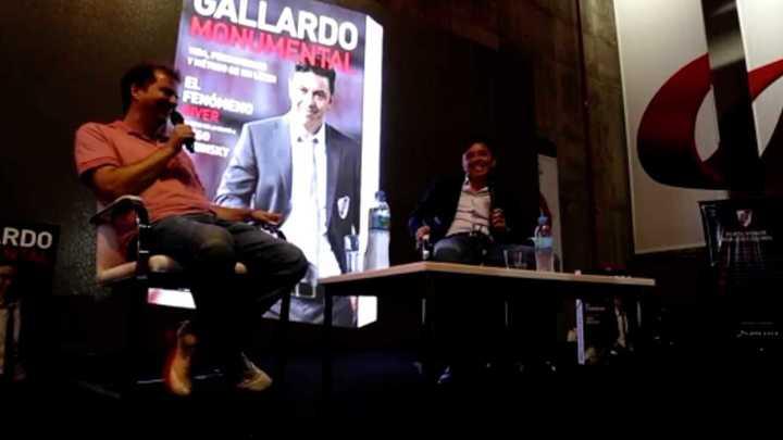 La anécdota de Gallardo sobre Messi