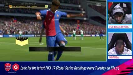 ¡Un argentino campeón del mundo en FIFA!