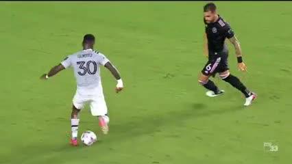 El Montreal Impact venció 2-0 al Inter Miami