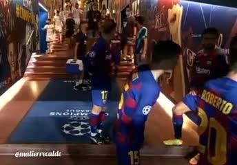 """Fuerte arenga de Messi: """"No seamos pelotudos"""""""