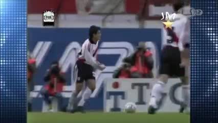 Magia de Ortega, gol de Saviola