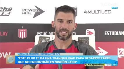 Andújar habló sobre Mascherano