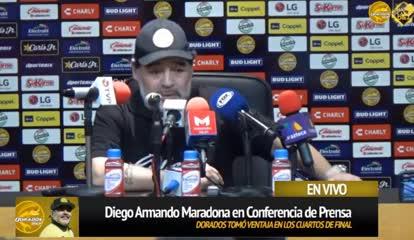 ¿A Diego le cerró el 1-0?