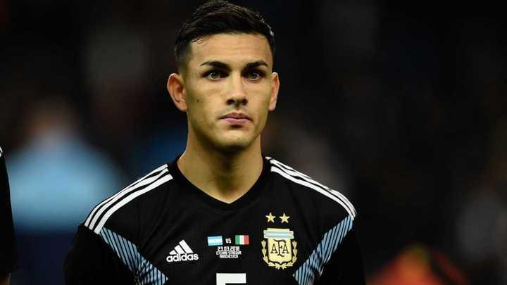 """Leandro Paredes: """"No hay un día en que no piense en ganar la Copa América"""""""