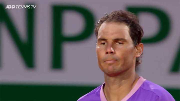 Sorpresa: Nadal perdió en Montecarlo ante Andrey Rublev