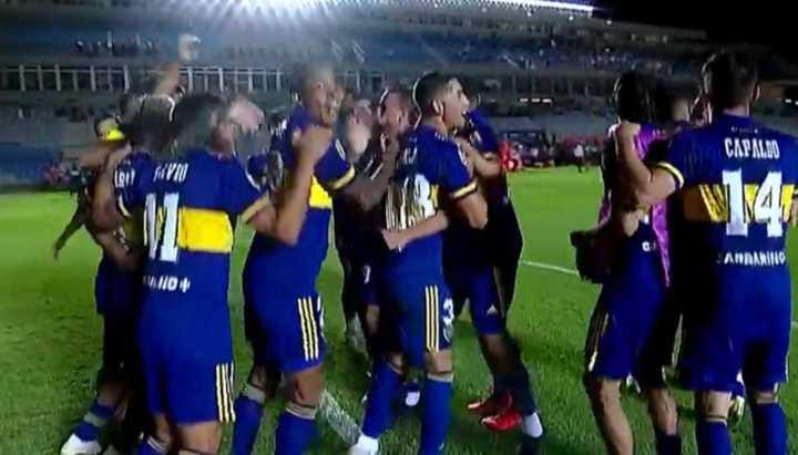 Boca campeón en definición por penales