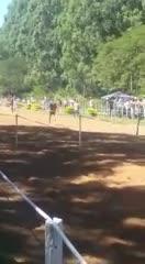 Pepe Sand desatado en las carreras de caballos