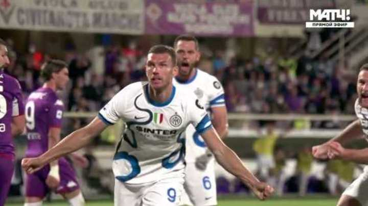 Fiorentina 1 vs. Inter 3