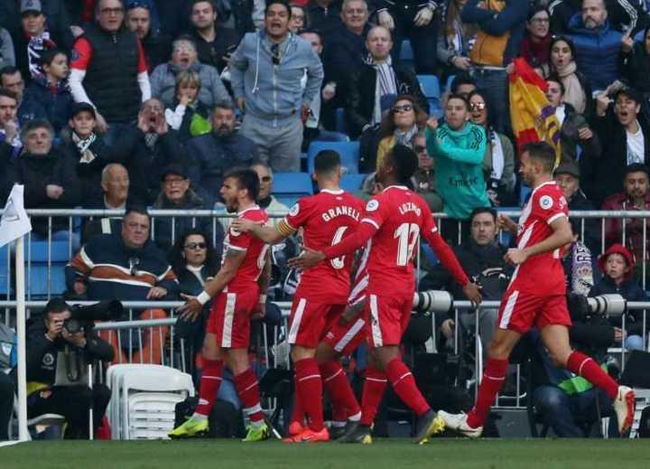 Portu dio vuelta la historia en Madrid