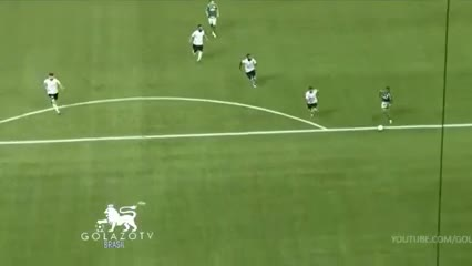 Los goles de Palmeiras vs. Gremio