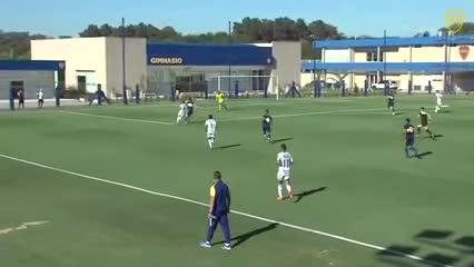 Boca empató 2-2 con Sarmiento en Reserva