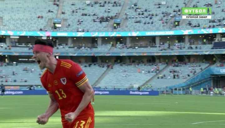 Gales y Suiza empataron 1 a 1