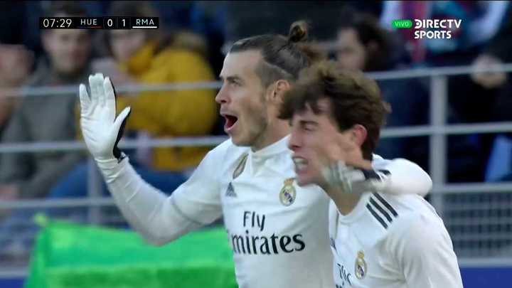 Golazo del Real Madrid