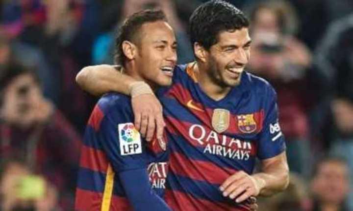 Suárez se refirió al caso de Neymar y al chat que tienen con Messi