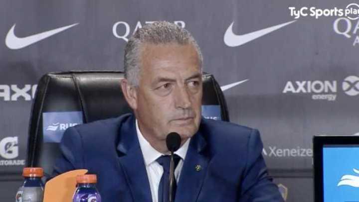 """Alfaro: """"Me juego el partido más importante de mi vida"""""""