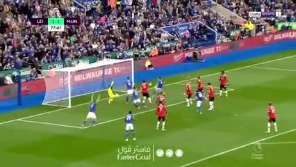 Soyuncu y el 2-1 a los 78' para Leicester ante Manchester United