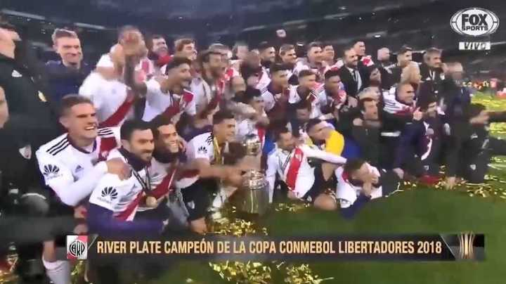 El emotivo video de River