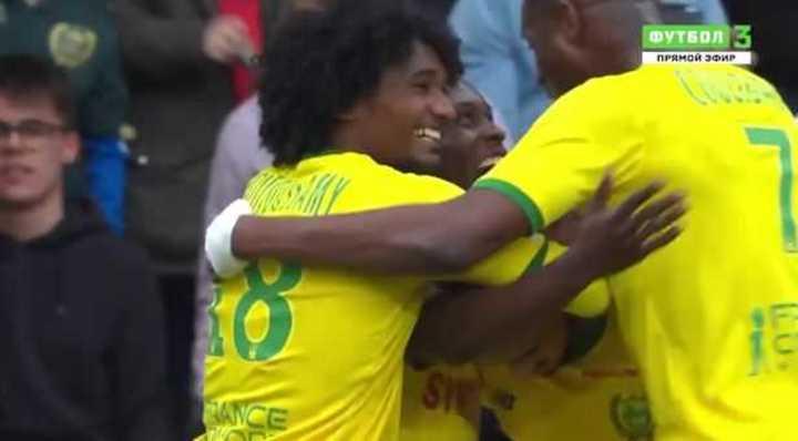 Nantes le ganó 3 a 2 al PSG