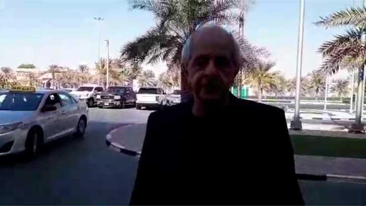 D'Onofrio en Dubai