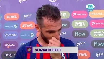 La palabra de Piatti