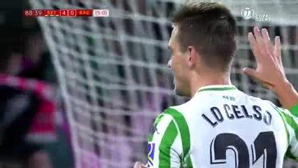 El golazo de Gio Lo Celso para Betis