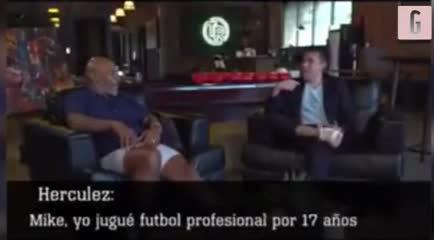 Tyson confesó que truchaba los controles de doping