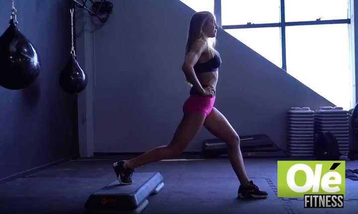 Un buen plan de ejercicios diseñado por Juli Motivator Sagaseta