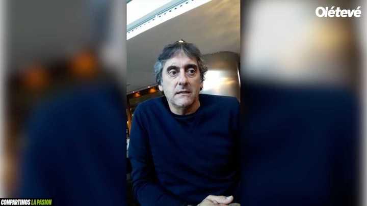 Entrevista con Enzo Francescoli
