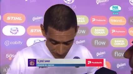 Pepe Sand blanqueó su idolatría por Luis Scola