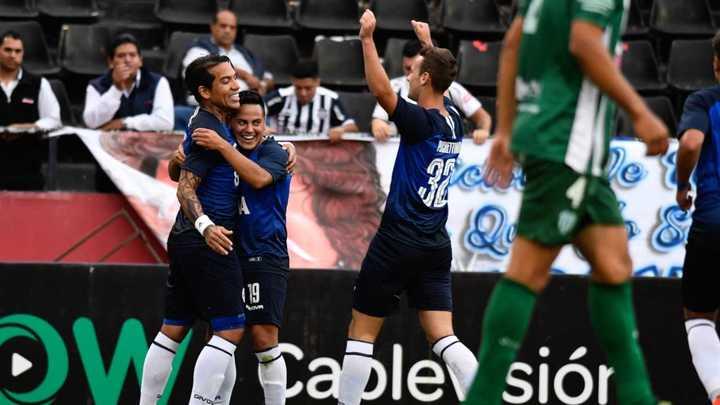 Los goles de Talleres 5 - Laferrere 0